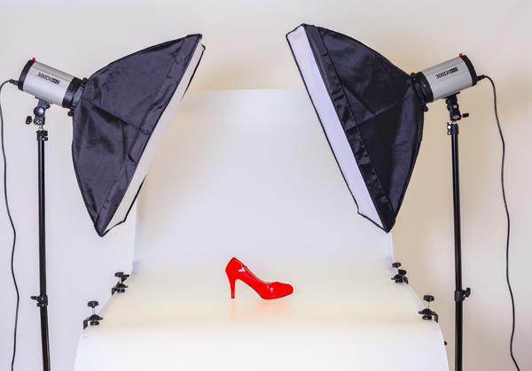Trébol. Curso de formación Fotografía de producto