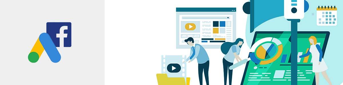 Curso Google Facebook Ads. Trébol Formación y Consultoría